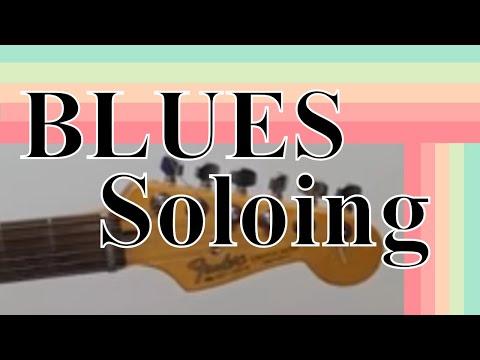 Blues Lead Guitar Tabs Beginner Blues Electric Guitar Lesson