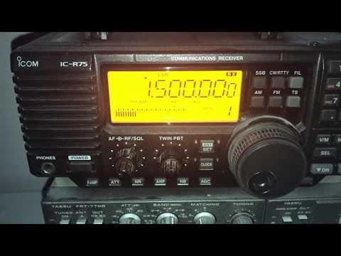 MW DX: WFED 1500 kHz Federal News Radio, Washington DC, copied in Oxford UK