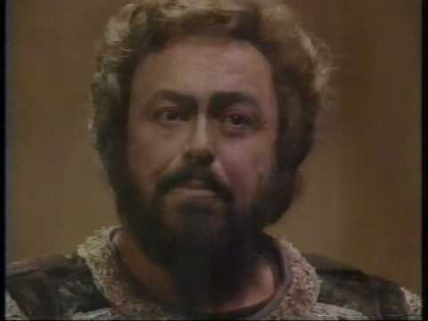 Di quella pira - Verdi's IL TROVATORE- Pavarotti - Met Opera