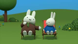 Miffy and the Clouds