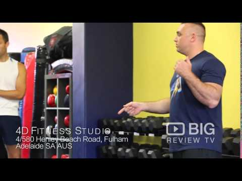 4D Fitness Studio a Gym in Adelaide offering Personal Training