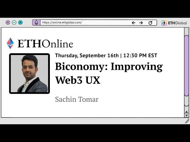 Biconomy: Improving Web3 UX