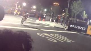 Red Hook Crit at the Brooklyn Navy Yard crash