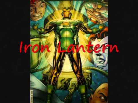 Amalgam Comics Super Heroes