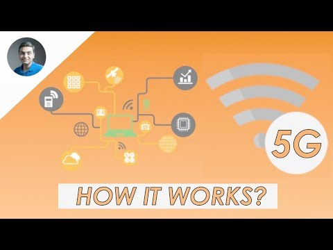 What is 5G network? How does 5G technology work? When will you be able to use 5G?