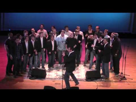 The Way You Move A CAPPELLA - Richmond Octaves