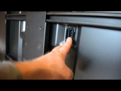 Tv Bracket Installation On Panasonic 65 Tv
