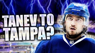 Chris Tanev: Tampa Bay Lightning Trade Discussions (Vancouver Canucks Trade Tanev To Lightning?)
