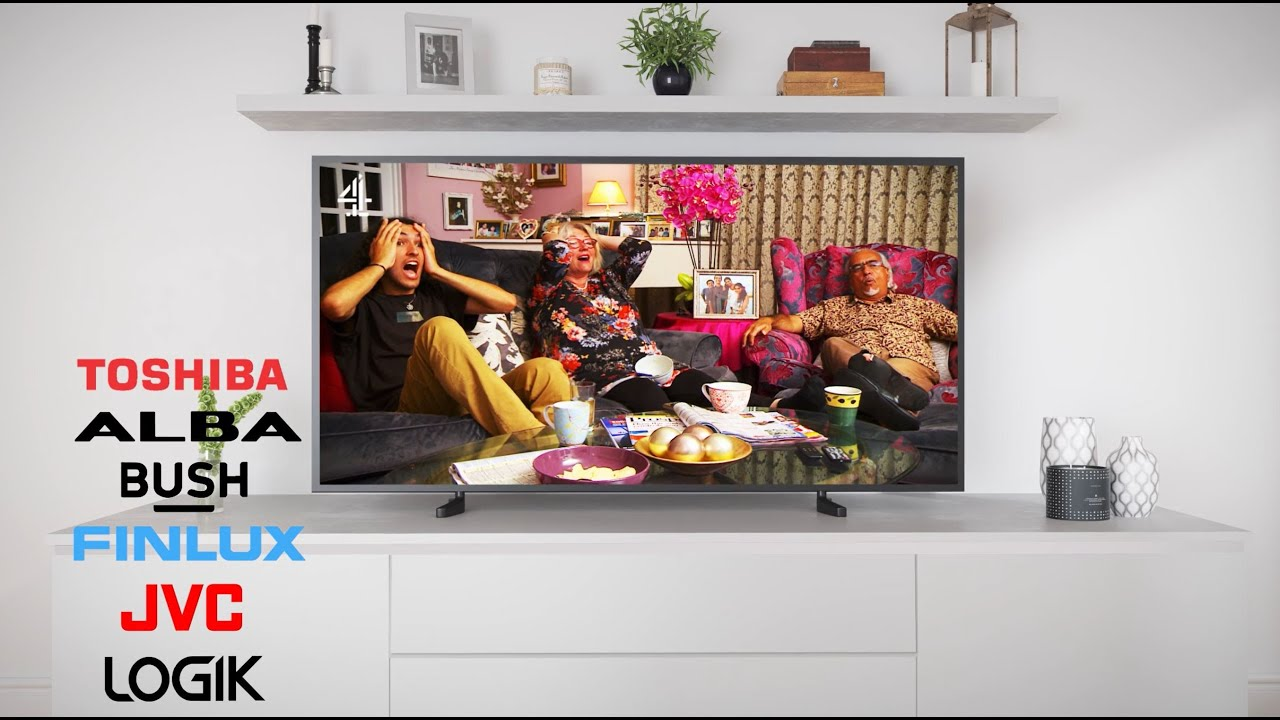 Watch how to retune your TV | Freeview