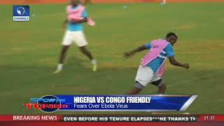 Analyst Focuses On Nigeria Vs Congo Friendly,Atletico Win,New Arsenal Manager Pt.1