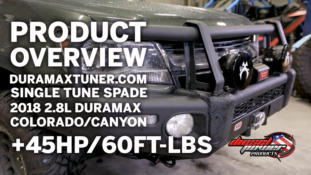 2.8 L Duramax >> Product Overview Duramaxtuner Com Single Tune Spade Tuning 18 2 8l