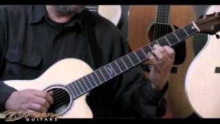 Al Petteway Guitar Lesson  -- Tennessee Mountain Rag