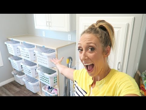 How I do my laundry! UNCONVENTIONAL! Laundry hacks, tips, and tricks