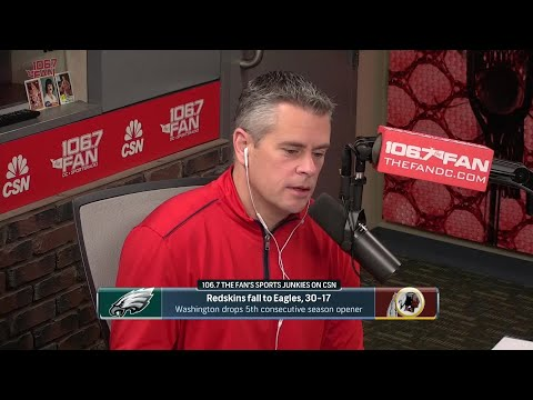 Redskins: Rating the Offense