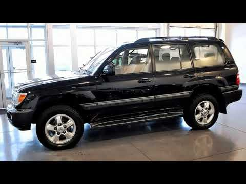 2003 Toyota Land Cruiser Indianapolis, IN #H870A
