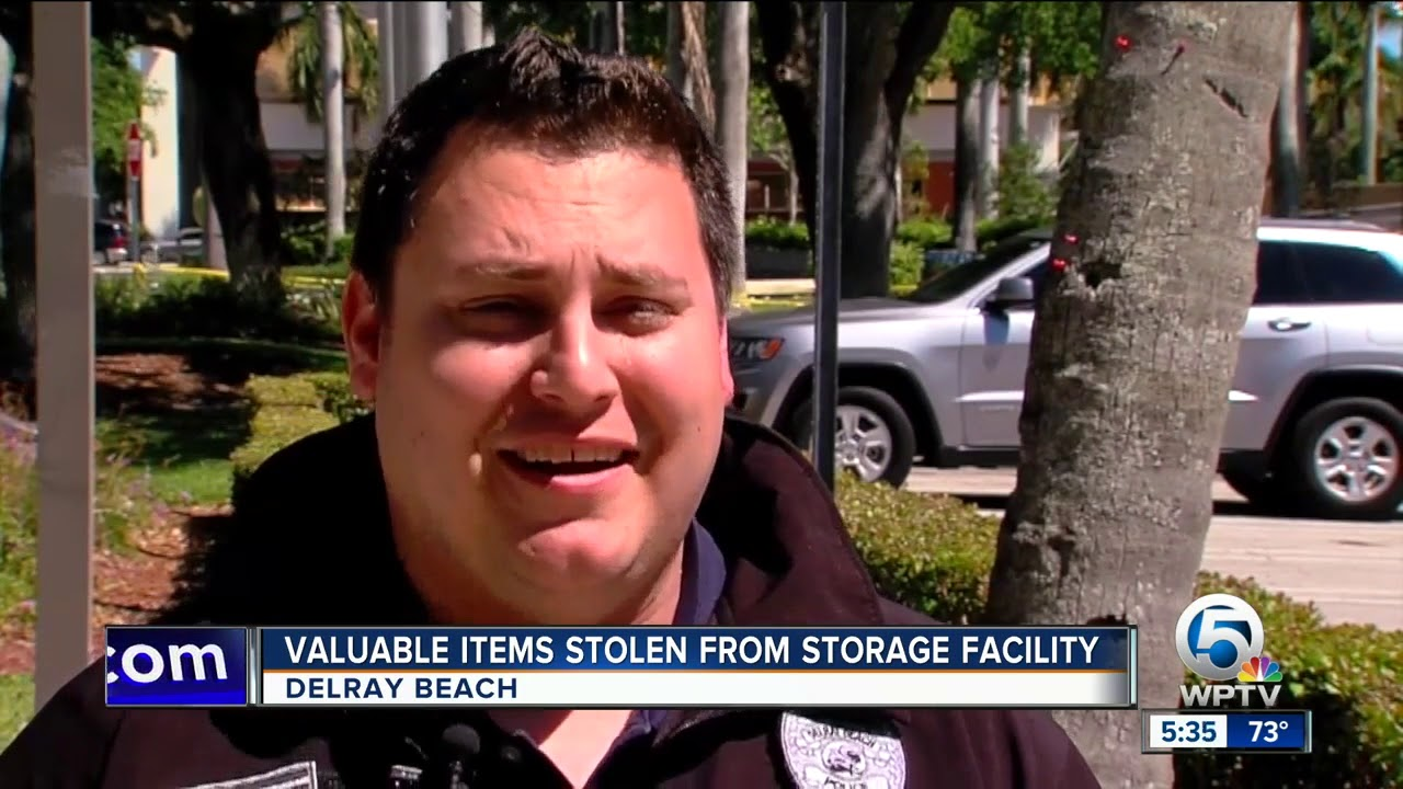 Alicia Murphy: Boca Woman Charged With Stealing $400K In Items From Delray  Storage Units