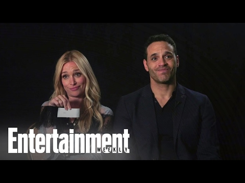 Notorious' Piper Perabo & Daniel Sunjata: Everyone On The  Is Sexy  Entertainment Weekly
