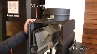 Топки для камина M-design серии Diamond. Отличия(, 2017-10-18T18:54:32.000Z)