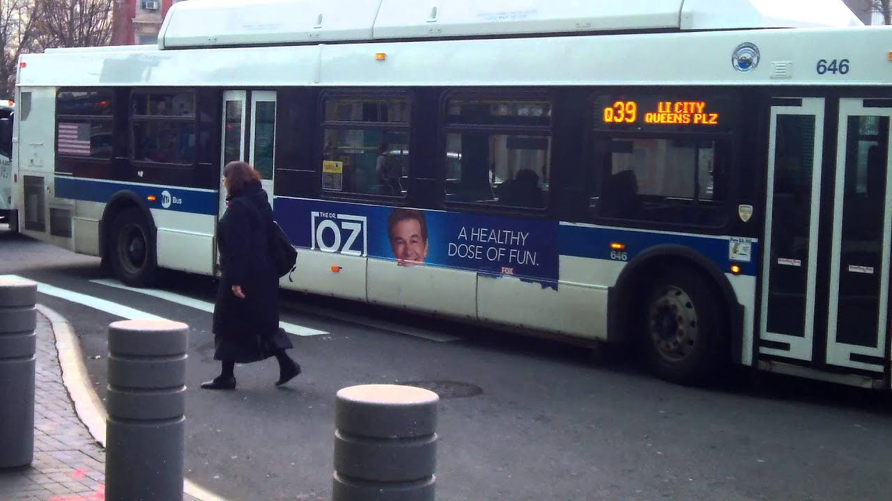mta bus: nova rts 8794/new flyer c40lf cng 646 q39 buses@court
