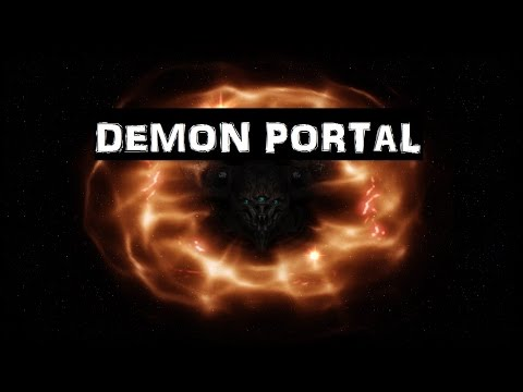 CERN  AND DEMON PORTALS- ILLUMINATI