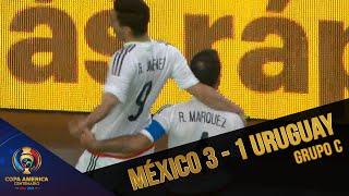 Copa América Centenario | México 3 - 1 Uruguay