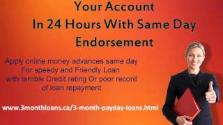 365 Day Loans Available Despite Credit Problems For You!