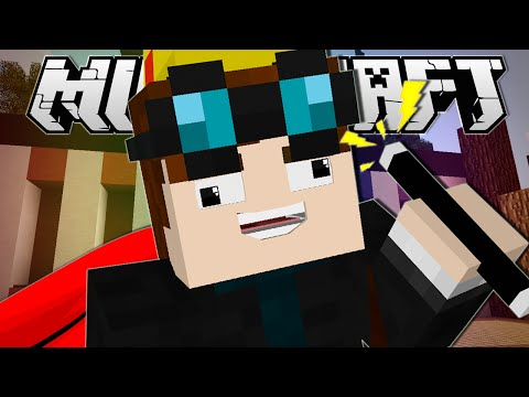 Minecraft | WIZARD PARKOUR ACADEMY!!