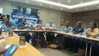 Situation room calls for cancellation of Kogi election