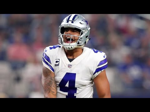 The Dallas Cowboys | Is Dak in for a rude awakening with his starless receiving corps? ᴴᴰ