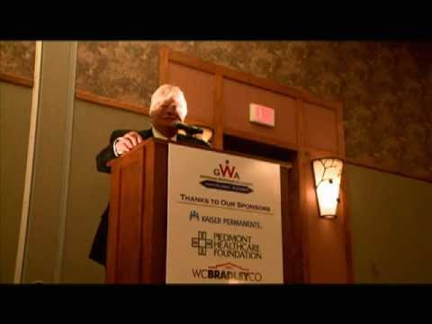 GWA Inaugural Dinner with Distinguished Speaker - Dave Roever