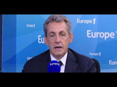 """Nicolas Sarkozy : """"La vie ne s'arrête pas après la politique, il faut se mettre avec passion dans…"""