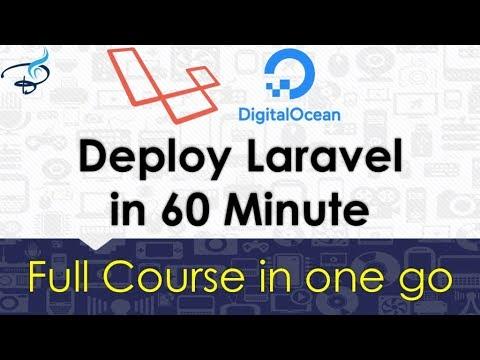 Learn Deploy Laravel In Just 60 Minutes | In Depth Course Of Deploy Laravel On Ubuntu Server