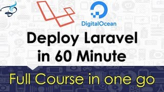 Learn Deploy Laravel in just 60 Minutes | In depth course of deploy laravel on ubuntu server