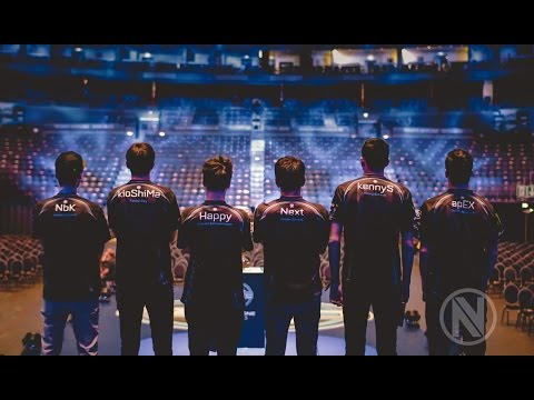 EnVyUs at ESL One Cologne 2015: The Movie