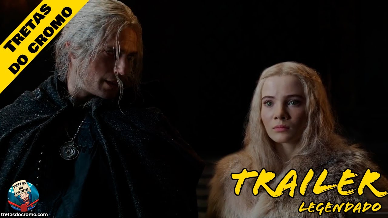 The Witcher: Netflix lança trailer para a 2º temporada