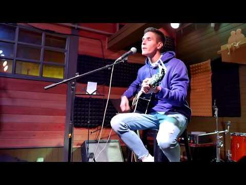 ARSLAN - А МЫ НЕ АНГЕЛЫ на гитаре (Live 18.09.2019, Москва)