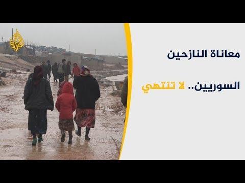 النازحون السوريون بتركيا يعانون من الأمراض وقلة الرعاية الطبية  - 10:53-2019 / 1 / 12
