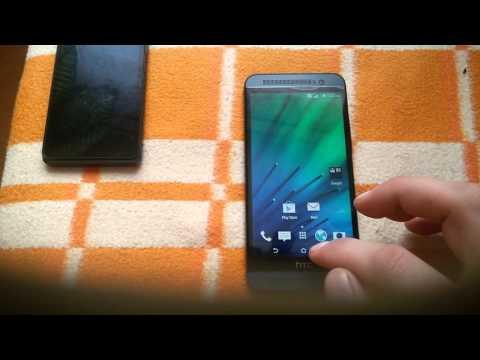 HTC ONE E8 NO 3G END 4G