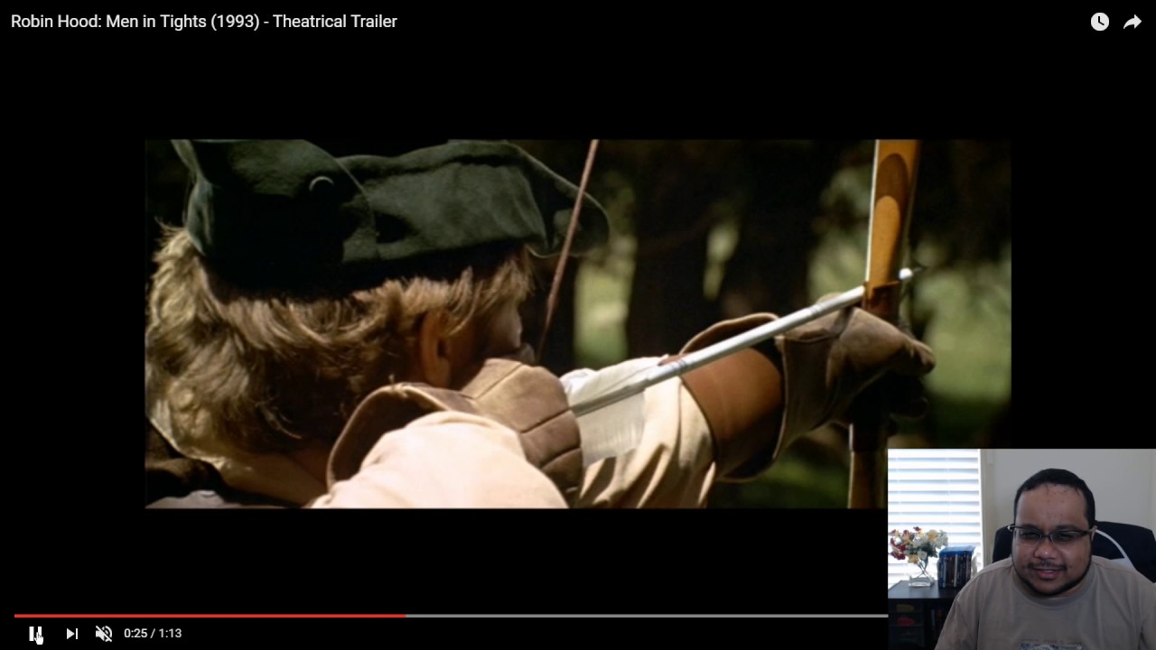 Robin hood shoots his arrow in to a vagina