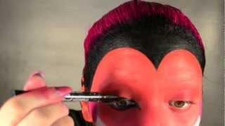 Powerpuff Girls Him Makeup Tutorial