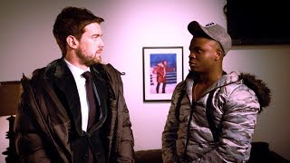 Jack Whitehall and Big Shaq - 'Man's Not Hot' | The BRIT Awards 2018