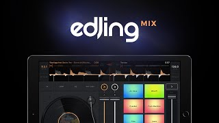 Introducing edjing Mix - the world's #1 DJ app