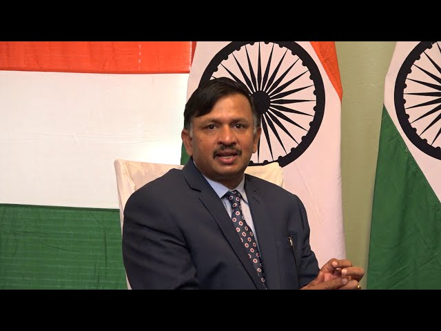 Dr. T.V. Nagendra Prasad, Consul General of India- San Francisco | Boota Basi CEO Sanjhi Soch T.V ||
