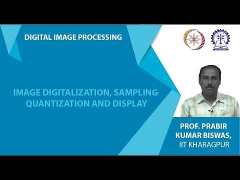 Image Digitalization, Sampling