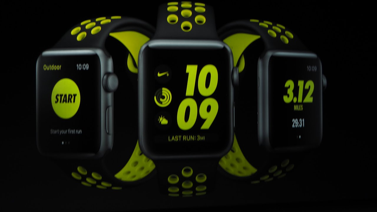 new lifestyle online store latest design Apple Watch Nike Plus hands on and walkthrough