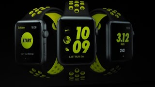Apple Watch Nike Plus hands on and walkthrough