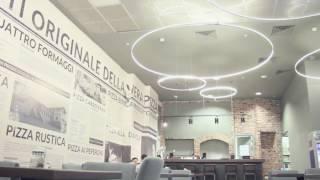 Итальянский ресторан в Екатеринбурге RISERVA