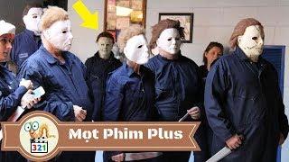 Chuyện Gì Sẽ Xảy Ra Nếu Sát Nhân Michael Myers Ngoài Đời Thực? Vì Sao Michael Myer Bị Câm? Halloween