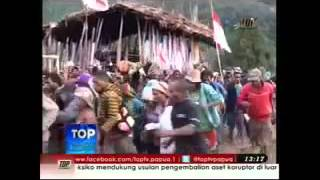 Free West Papua, Papuan leader is democratically elected by Papuan people