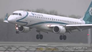 Munich Airport - Regional Jet Paradise